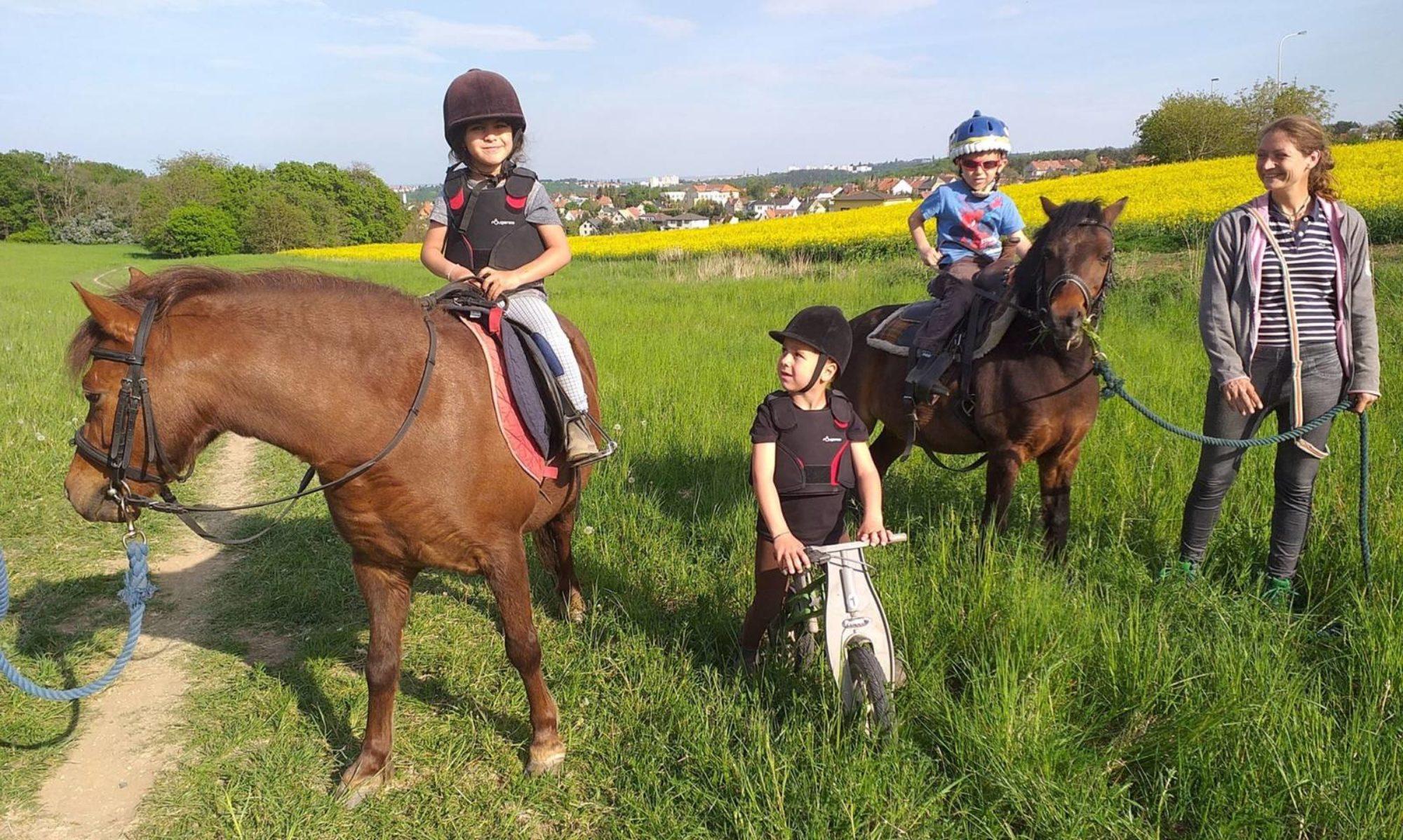 Koně pro děti